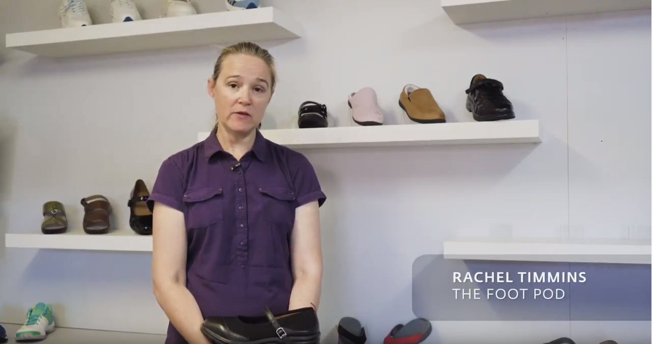 Dr Comfort Supply & Fit Service – The Foot Pod Podiatry Clinic