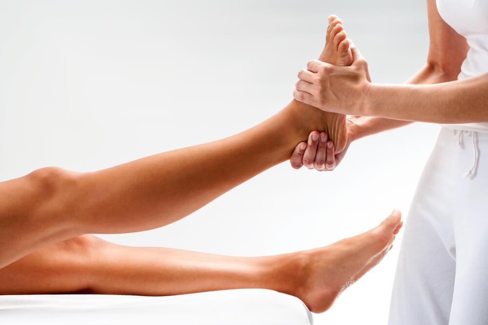Foot Mobilisation Techniques